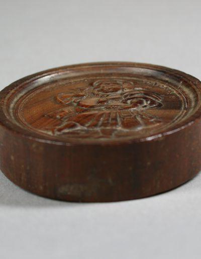 alter barocker Spielstein