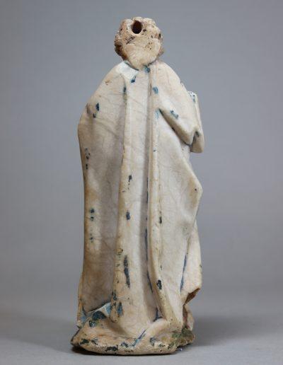 Skulptur, Kleinplastik des Hl. Andreas